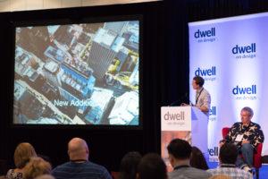 Hunter Kerhart at Dwell on Design 3