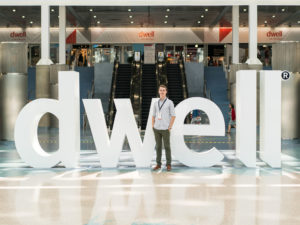 Hunter Kerhart at Dwell on Design 4
