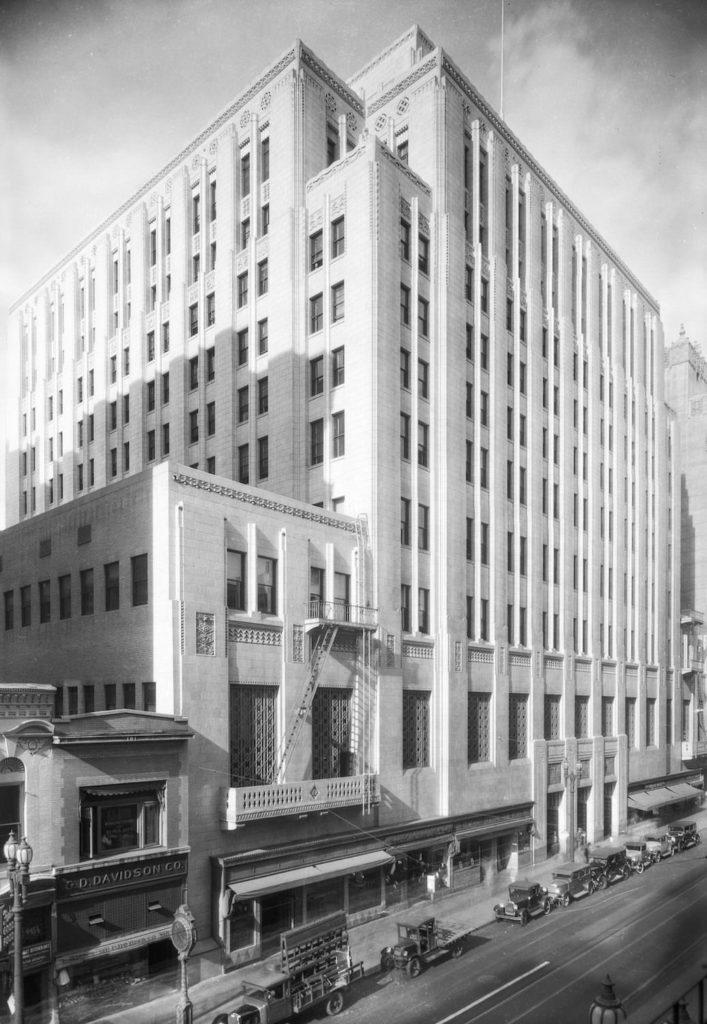 Title Insurance Building, 1930