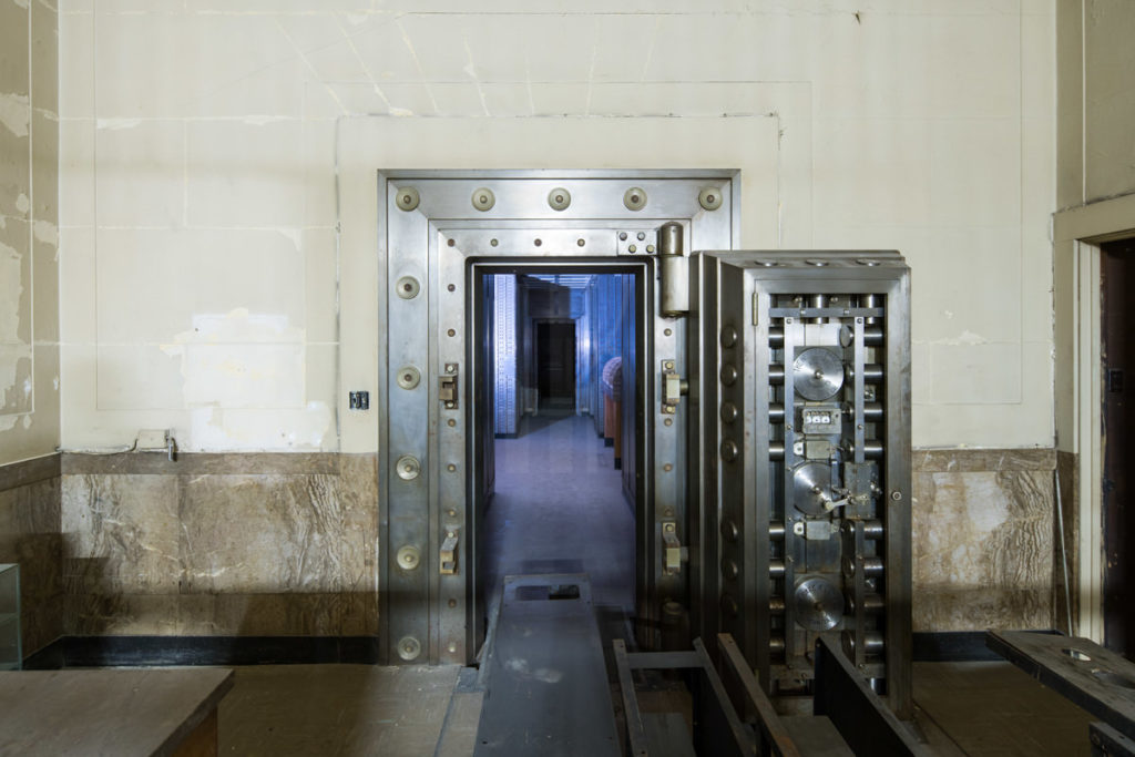 I imagine the vault will either cause a headache for the new developer, or become a huge asset as a historical element.