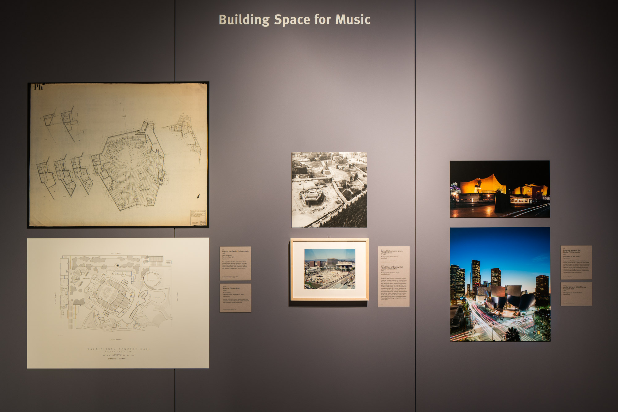 Berlin/Los Angeles: Space For Music The Getty Hunter Kerhart