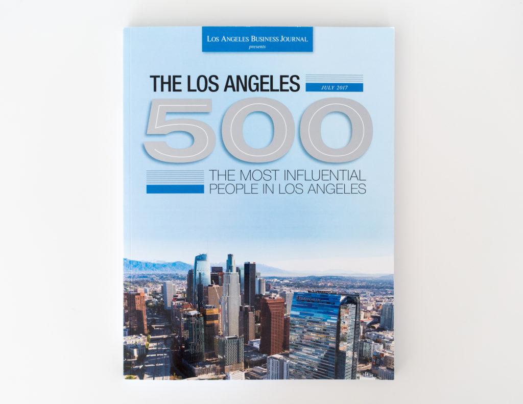 LA Business Journal July 2017