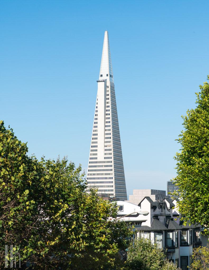 San Francisco Architecture Transamerica Pyramid