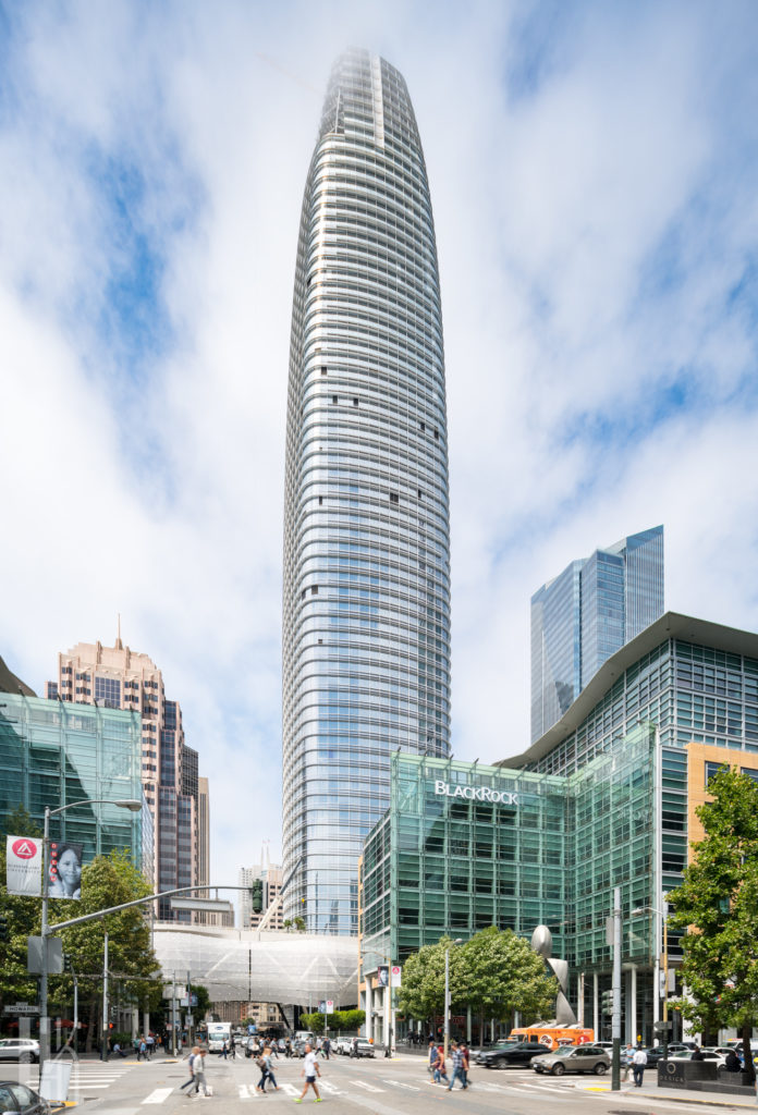 Salesforce Tower San Francisco