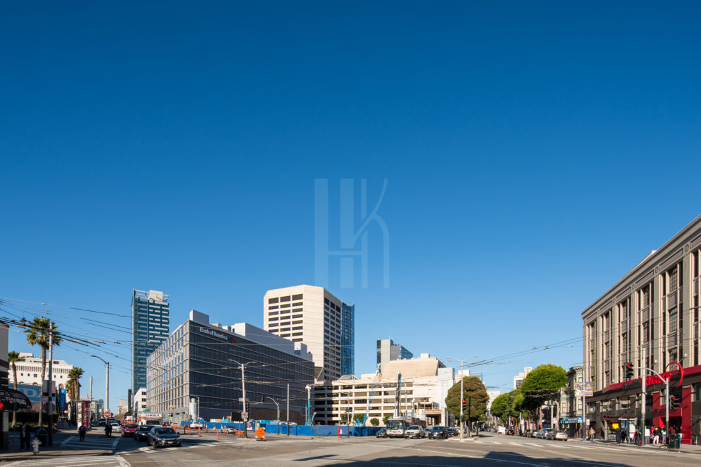 1500 Mission St San Francisco Architectural Photographer Hunter Kerhart
