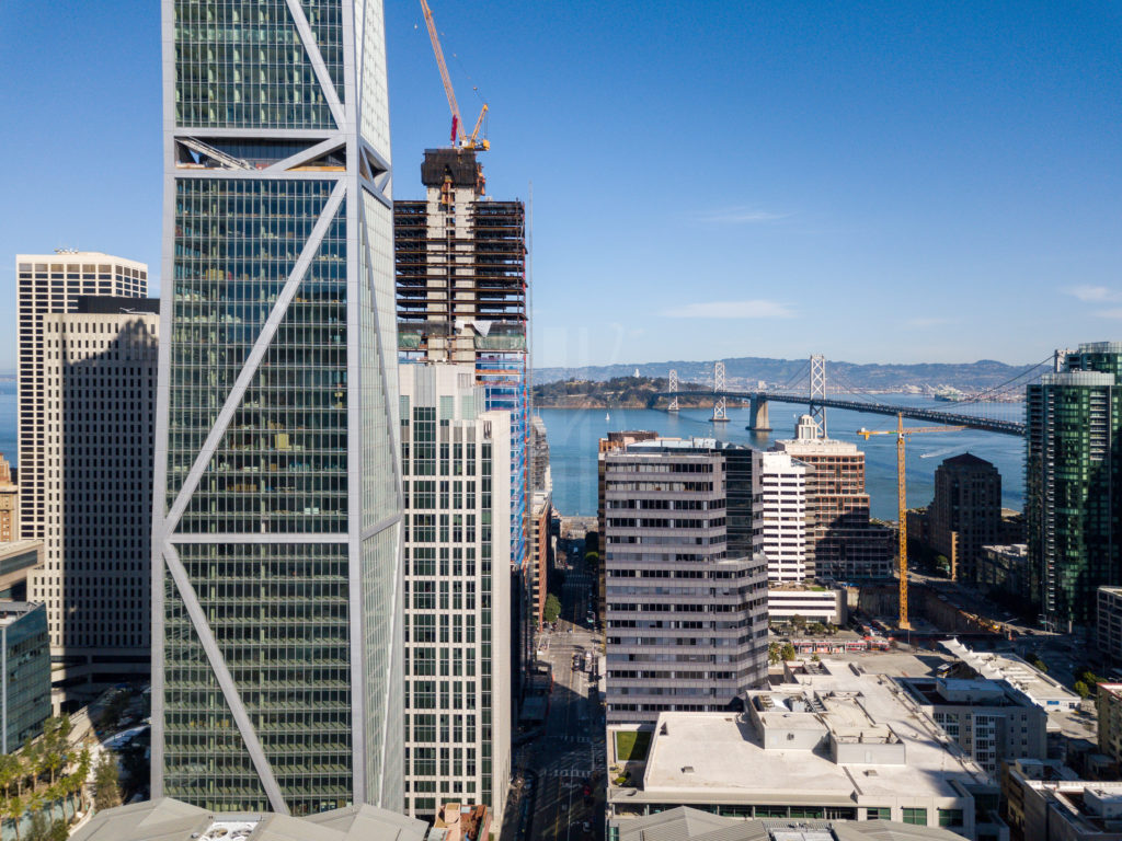 181 Fremont San Francisco Architectural Photographer Hunter Kerhart