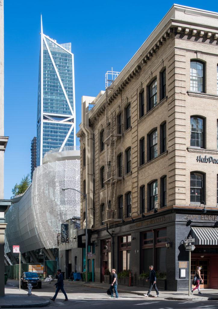 181 Fremont San Francisco Architectural Photographer Hunter Kerhart