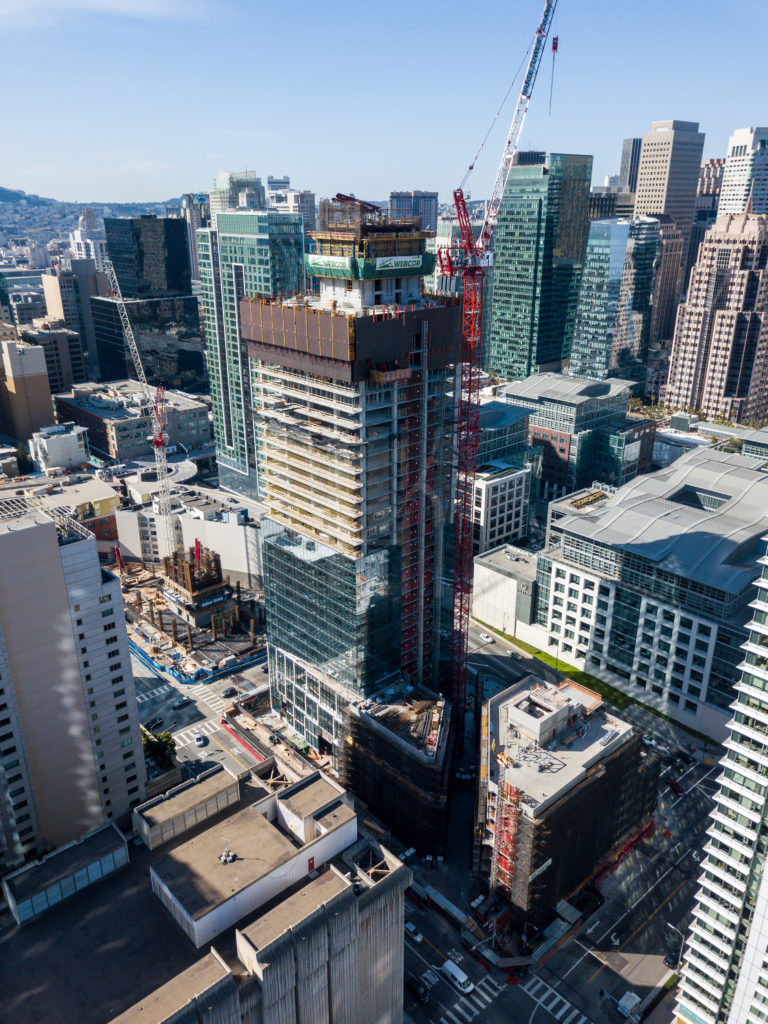 400 Folsom San Francisco Architectural Photographer Hunter Kerhart