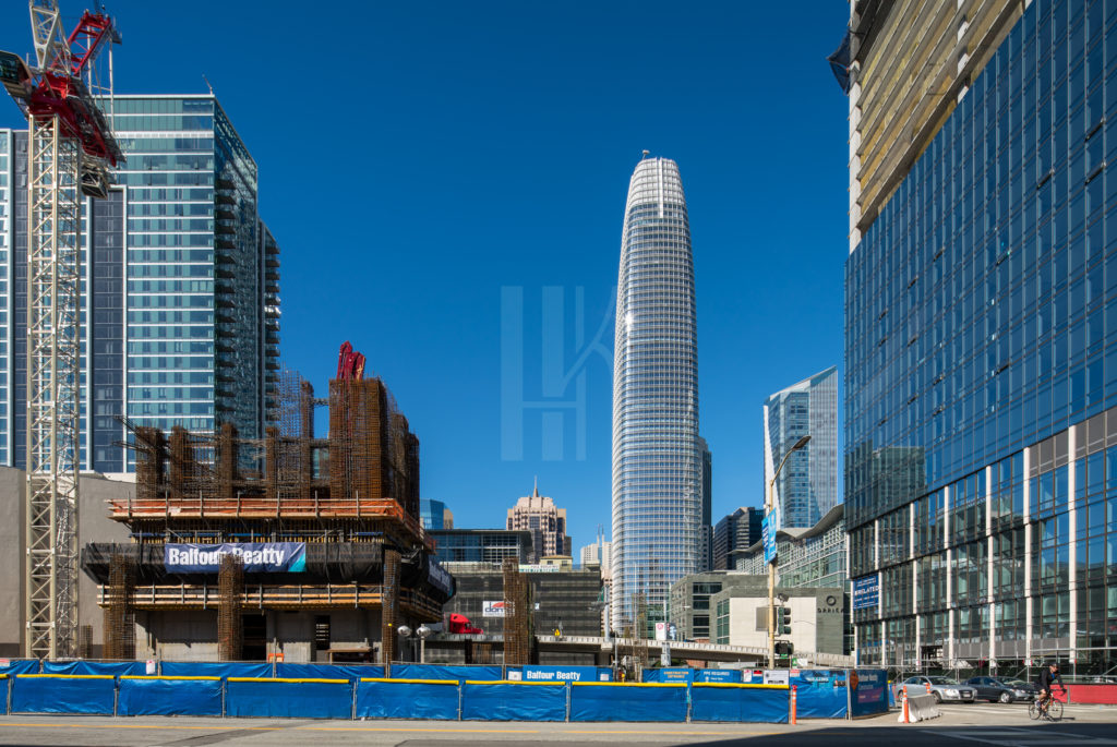 500 Folsom San Francisco Architectural Photographer Hunter Kerhart