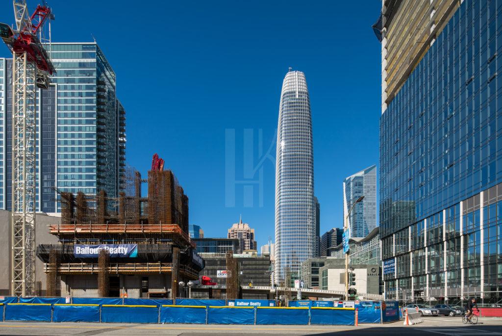 500 Folsom San Francisco Architectural Photographer Hunter Kerhart