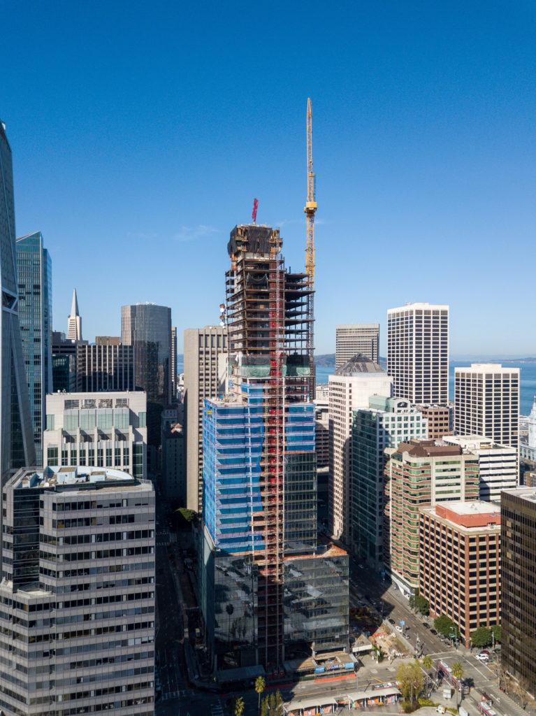 Park Tower San Francisco Architectural Photographer Hunter Kerhart