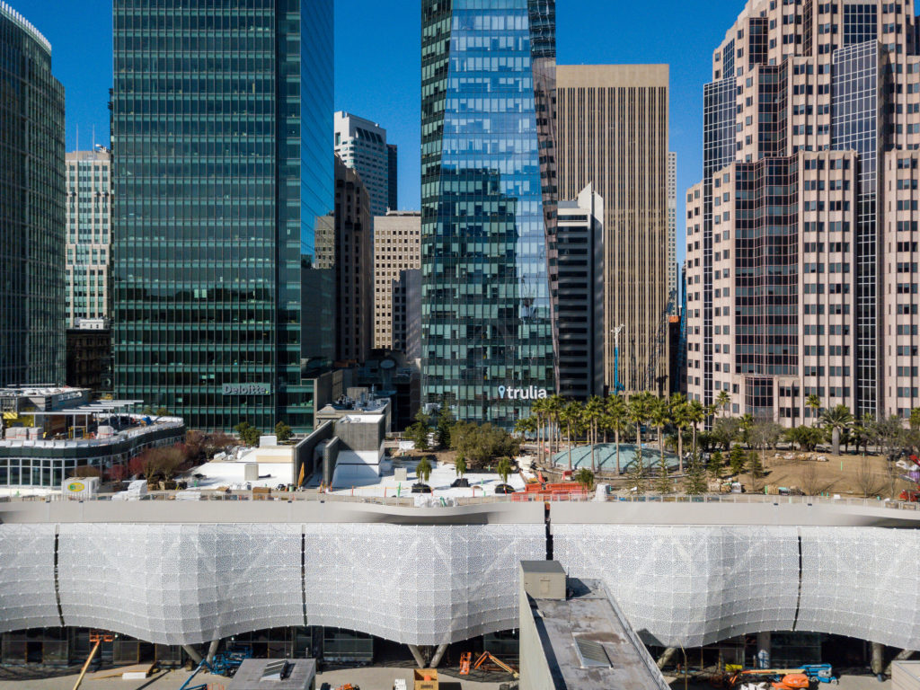 Salesforce Park San Francisco Architectural Photographer Hunter Kerhart