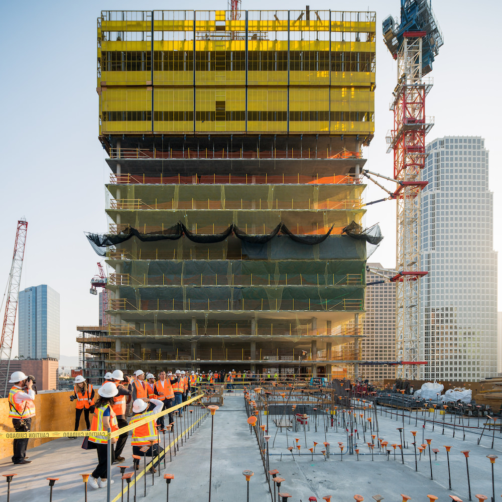 Metropolis under Construction