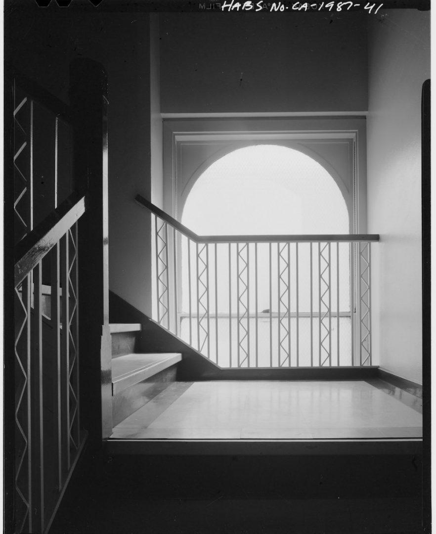 Richfield Oil Stairwell
