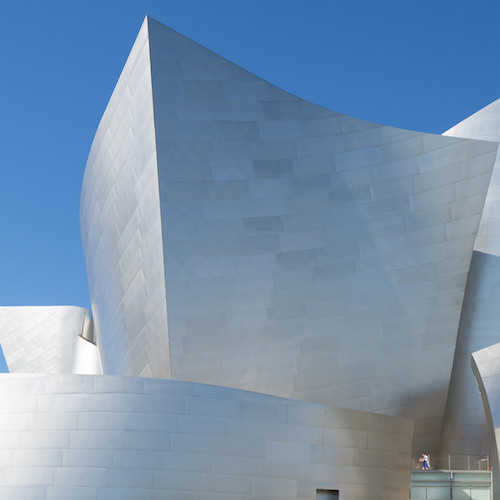 The Getty: Space For Music