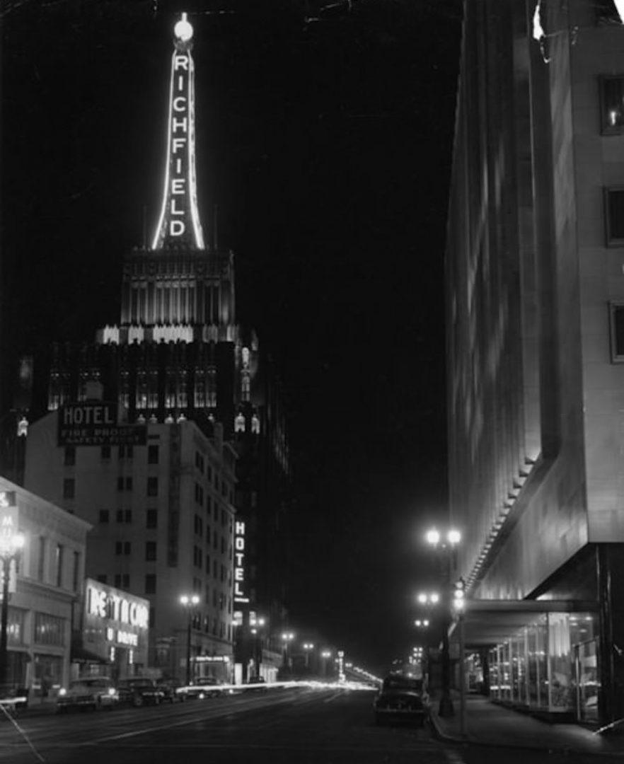 richfield tower 1966
