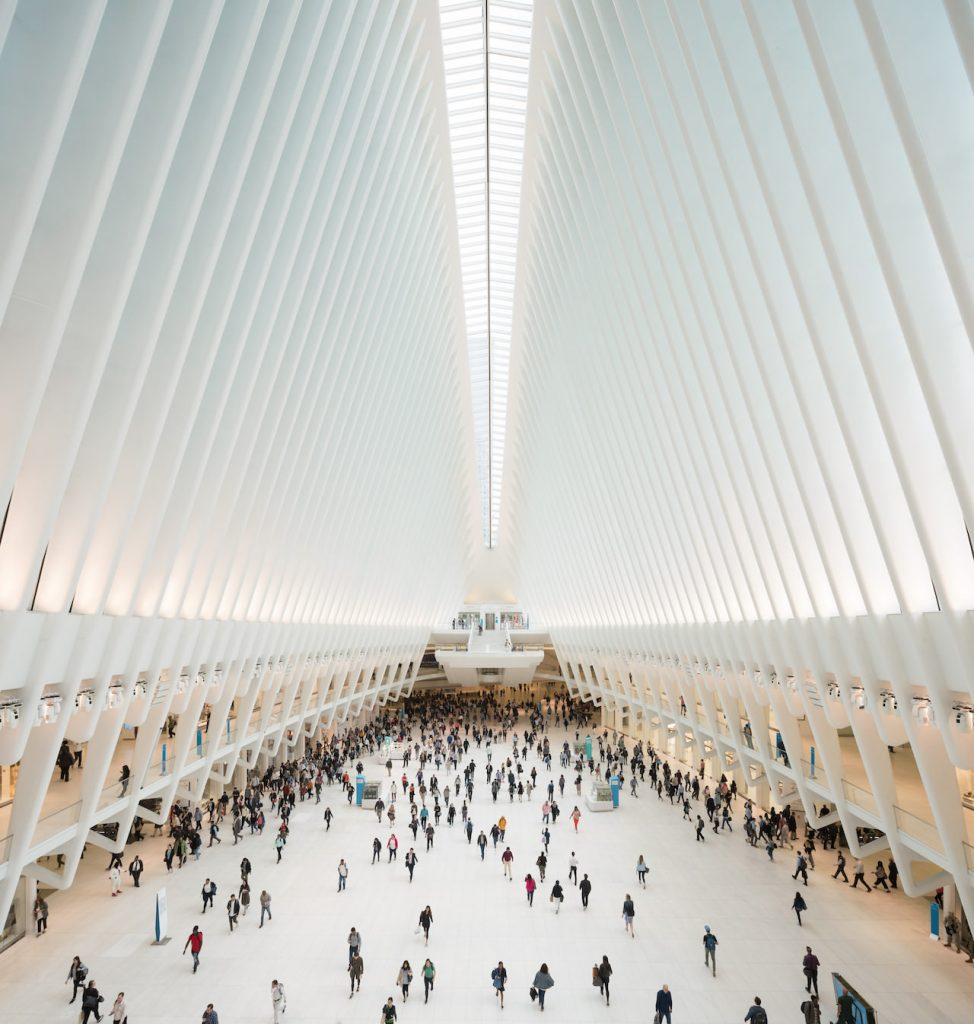 The Oculus by Los Angeles Architectural Photographer Hunter Kerhart
