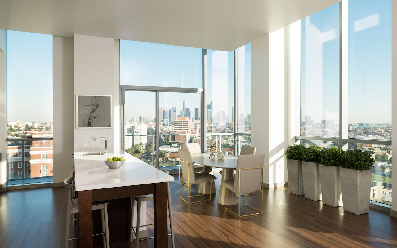3033 Wilshire by Architectural Photographer Hunter Kerhart