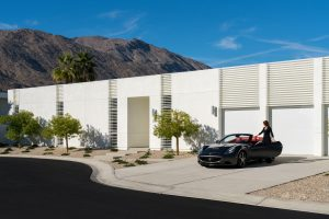 Linea Palm Springs by Architectural Photographer Hunter Kerhart
